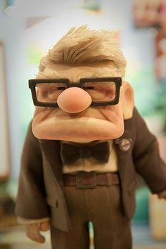 Carl Fredricksen - UP - Disney's Hollywood Studios