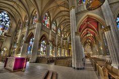 Catholic Cathedral of St. Helena  Helena, MT