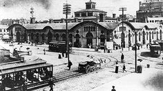 North Side: Images 3: North Side Market House - Allegheny, PA before 1907.