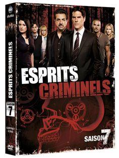 Esprits criminels - Saison 7 (2011) - DVD Criminal Minds - DVD NEUF SERIE TV