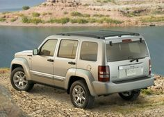 Jeep Liberty - we have one in stock!