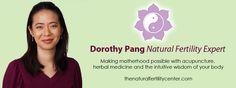 Banner for The Natural Fertility Center