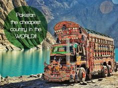 Pakistan, the cheapest country to travel in the world