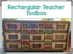 Free teacher toolbox labels!