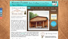 A unique Wedding Venue to have a memorable outdoor wedding ceremony or an inside ceremony with an elegant and rustic flair. Unique Wedding Venues, Rustic Weddings, Wedding Ceremony, Farm Barn, Website Designs, Best Day Ever, Barns, Special Events, How To Memorize Things