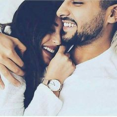 Find images and videos about love, couple and smile on We Heart It - the app to get lost in what you love. Cute Couple Selfies, Couple Dps, Cute Couples Photos, Cute Love Couple, Couples Images, Cute Couple Pictures, Cute Couples Goals, Love Photos, Romantic Couples