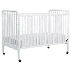 DaVinci Jenny Lind Convertible Portable Crib in White - 4 Adjustable Mattress Positions, Greenguard Gold Jenny Lind Crib, Breastmilk Storage Bags, Portable Crib, Convertible Crib, Fantastic Baby, Baby Arrival, Pregnant Mom, Baby Hacks, Baby Tips