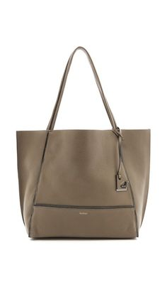 the lines of this tote. It's sleek city feel yet soft leather. Botkier Soho Tote