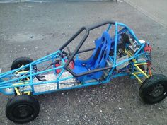 Badland buggy st2 Go Kart Chassis, Go Kart Plans, Off Road Buggy, Boxcar, 4 Wheelers, Roads, Offroad, Cool Stuff, Vehicles
