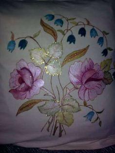 Yastıklar çiçek açtı :) – 10marifet.org