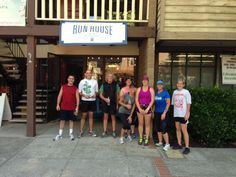 The Run House. Located at 523 First Street. 707-319-4071. Fitness Shoes and Apparel.