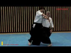 Funny videos - Aikido Bruno gonzalez working with Jo movements