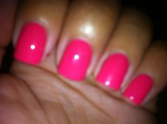 shake it till you samba gelish. what I have on my nails :)
