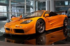 ULTIMATE DREAM CAR! :-)   mmmm  McLaren F1 GT