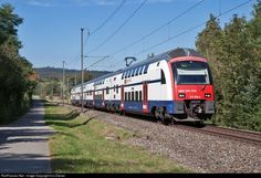 RailPictures.Net Photo: 514 025 SBB RABe 514 at Lottstetten, Germany by Urs…