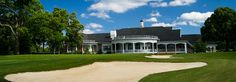 Barton Hills Country Club, Ann Arbor, MI - Posted by Kenneth Hart, Architect