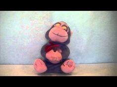 Singing Valentines Monkey By Gemmy