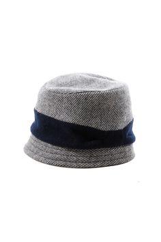Shoptiques — Wool Hat Ribbon Detail