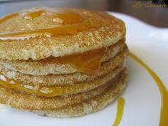 Pancake con farina di riso #glutenfree