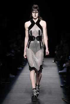 LOOK   2015-16 FW NY COLLECTION   ALEXANDER WANG   COLLECTION   WWD JAPAN.COM