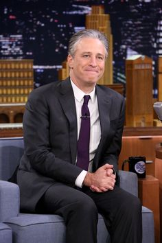 Jon Stewart's Most Legendary Moment Was on CNN, Not 'The Daily Show'