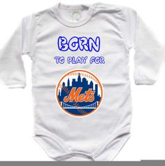 separation shoes 8f788 4824e 31 Best New York Mets Baby Fun images in 2016 | New york ...
