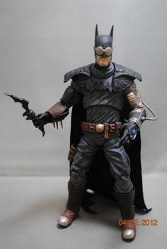 Steampunk Batman Custom Action Figure