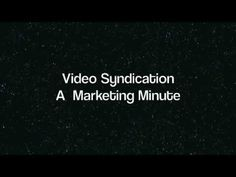 Video Visibility by Syndication Marketing Ideas, Marketing Tools, Internet Marketing, Make Money Online, How To Make Money, Community Boards, Getting To Know, Trust Yourself, Success