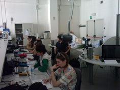 Le attività di laboratorio durante il summer camp