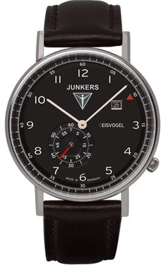 Junkers Watch Eisvogel F13 #2015-2016-sale #bezel-fixed #black-friday-special #bracelet-strap-leather #brand-junkers #case-depth-7mm #case-material-steel #case-width-40mm #classic #date-yes #delivery-timescale-1-2-weeks #dial-colour-black #gender-mens #movement-quartz-battery #official-stockist-for-junkers-watches #packaging-junkers-watch-packaging #sale-item-yes #style-dress #subcat-eisvogel-f13 #supplier-model-no-6730-2 #vip-exclusive #warranty-junkers-official-2-year-guarantee…