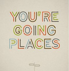 You're Going Places print by Ed Nacional