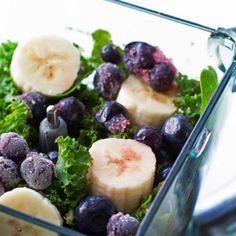 Freezer Smoothie Recipes - Breakfast Smoothies | Fitness Magazine