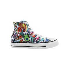 Converse for Women at Journeys Shoes ($55) ❤ liked on Polyvore......I NEED these for the gym!