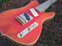 Thelema Svana. Tele look but not sound. It´s fun to play.
