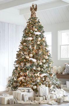 Árvore de Natal em p
