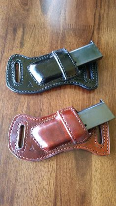 Want to keep that extra magazine from digging into your rib cage? Check out this mag holder from FirelineHolsters.com