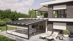 We supply and install the world's highest quality awnings and glass extensions for outdoor spaces. Contact our experts today.