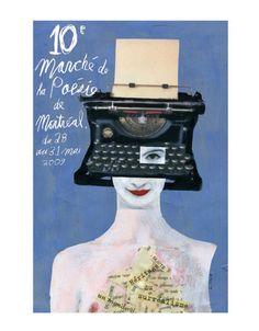 lino, Marché de la poésie