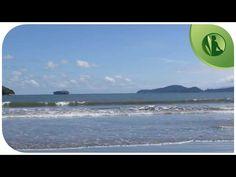 ENCONTRO DENTRO DE MIM: Ondas do Mar com Música Instrumental para Relaxar...