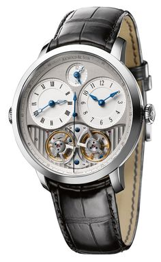 The Arnold & Son DBG watch.