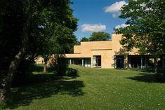 Helhedsplan og neurofysiologisk afdeling, Kolonien Filadelfia i Dianalund - Cubo Arkitekter