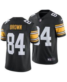 e9f98128d3f Nike Men Antonio Brown Pittsburgh Steelers Vapor Untouchable Limited Jersey