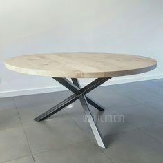 High End Móveis Italiano - Designer & Luxury Collections Dining Table Chairs, Round Dining Table, Tables, Relaxation Room, Iron Table, Center Table, Table Plans, Dining Room Design, Home Interior Design