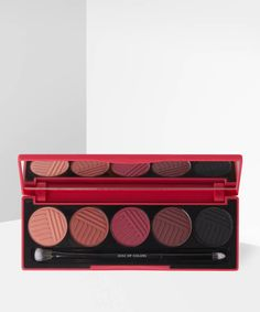 Dose of Colors Blushing Berries Eyeshadow Palette at BEAUTY BAY