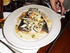 Trout from Minetta Tavern