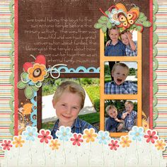 Layout by JoannaE