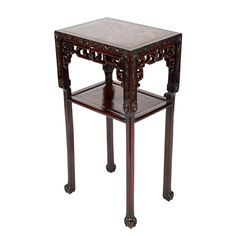 Chinese Carved Rosewood Stand Chinese Porcelain , Art , Jade , Glass,  Wood and Antiques : More At FOSTERGINGER @ Pinterest