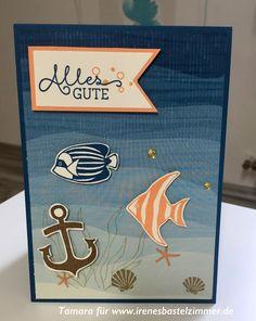 Seaside_Shore-Glückwunschkarte-Karte-Karten_Basteln-calypsoSeaside_Shore-Glückwunschkarte-Karte-Ka…