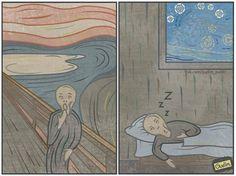Essas 30 ilustrações farão você parar pra pensar