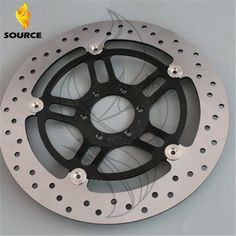 153.74$  Buy here - http://aiphy.worlditems.win/all/product.php?id=32563193767 - motorcycle parts Aluminum alloy  Front Brake Disc Rotor For Honda VTR250 1998 1999 2000 20001 2002 2003 2004 2005 2006 2007